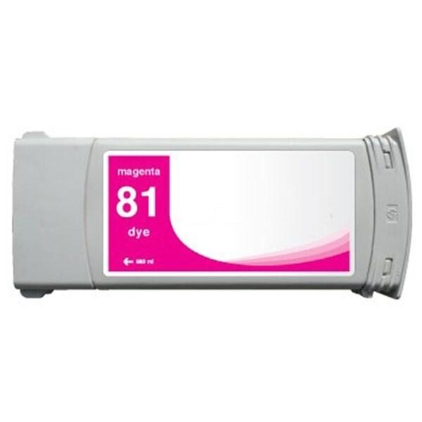 INSTEN HP Designjet 5000/ 5500 Magenta Ink Cartridge (Remanufactured)