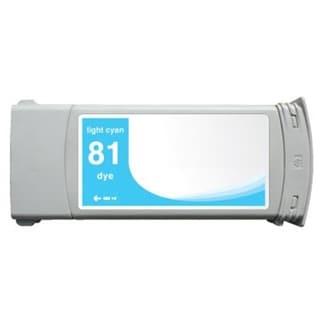 INSTEN HP Designjet 5000/ 5500 Light Cyan Ink Cartridge (Remanufactured)