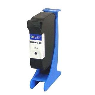 INSTEN HP 51645A Black Ink Cartridge (Remanufactured)