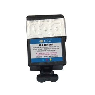 BasAcc Kodak 30XL Compatible Color Ink Cartridge