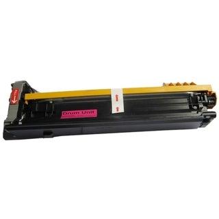 Insten Premium Magenta Color Toner Cartridge A0DK332 for MagiColor 4650 Series