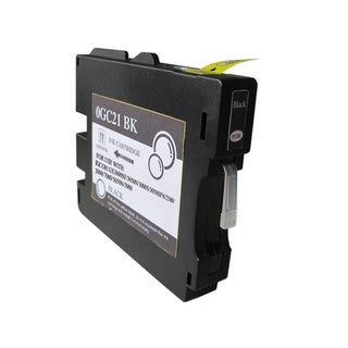 BasAcc Ricoh GC21/ GC21HBK Compatible Black Ink Cartridge