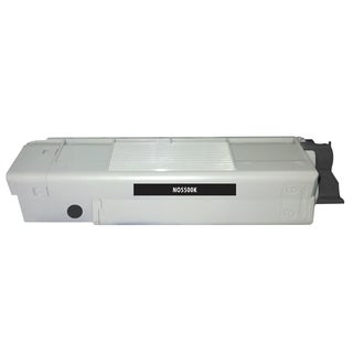 BasAcc Black Toner compatible with Okidata C5500/ C5650/ C5800