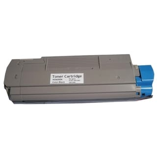 BasAcc Black Toner compatible with Okidata C6000/ C6050