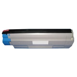 BasAcc Black Toner compatible with Okidata C6150/ C6150n