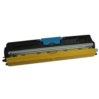 Insten Premium Cyan Color Toner Cartridge 44250715/ 44250711 for OKI C110/ C130n