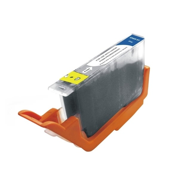 INSTEN Canon CLI-251XLGY Compatible Grey Ink Cartridge