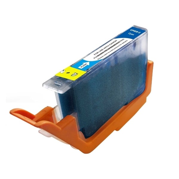 INSTEN Canon PGI-9C Compatible Cyan Ink Cartridge