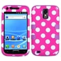 BasAcc Dots TUFF Hybrid Case for Samsung T989 Galaxy S2 S II