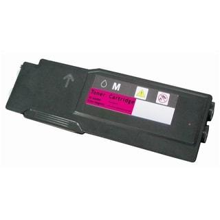 Insten Premium Magenta Color Toner Cartridge WC6605/ 106R02226 for Xerox Phaser 6600/ 6600dn