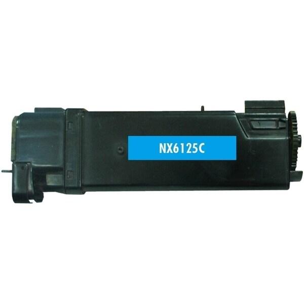 Insten Premium Cyan Color Toner Cartridge 106R01331 for Xerox Phaser 6125