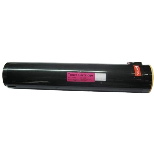 Insten Premium Magenta Color Toner Cartridge 106R01161 for Xerox Phaser 7760