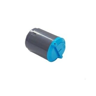 Insten Premium Cyan Color Toner Cartridge CLP-C300A for Samsung CLP-300/ CLX2160