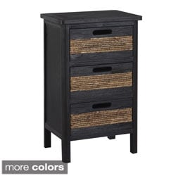 Gallerie Decor Bali Three-drawer Cabinet