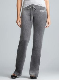 Juicy Couture Sparkle Logo Drawstring Pant