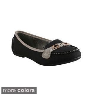 Refresh Women's 'Nassa-03' Slip-on Casual Loafers