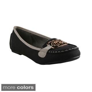 Refresh Women's 'Nassa-01' Slip-on Casual Loafers