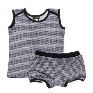 Fendi Infant Boys 3-piece Gift Set