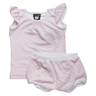 Fendi Infant Girls 3-piece Gift Set
