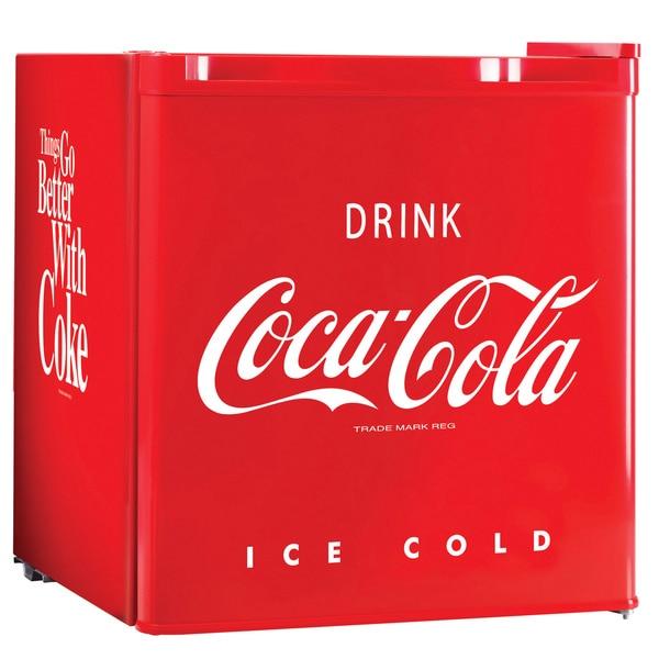 Nostalgia Electrics Coca Cola Series Crf170coke 20 4 Inch