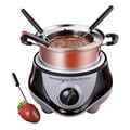 Nostalgia Electrics FPR200 Stainless Steel Fondue Pot
