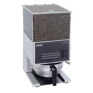 Bunn LPG Low Profile Portion Control Single Hopper Grinder