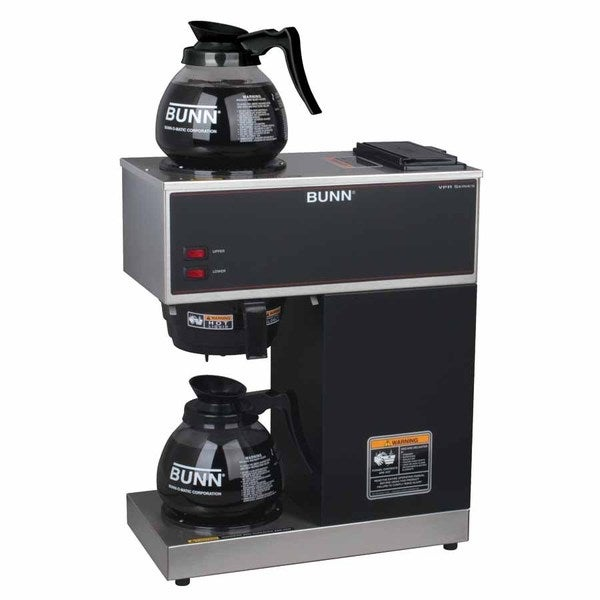 Bunn Vpr 12 Cup Pourover Commercial Coffee Brewer