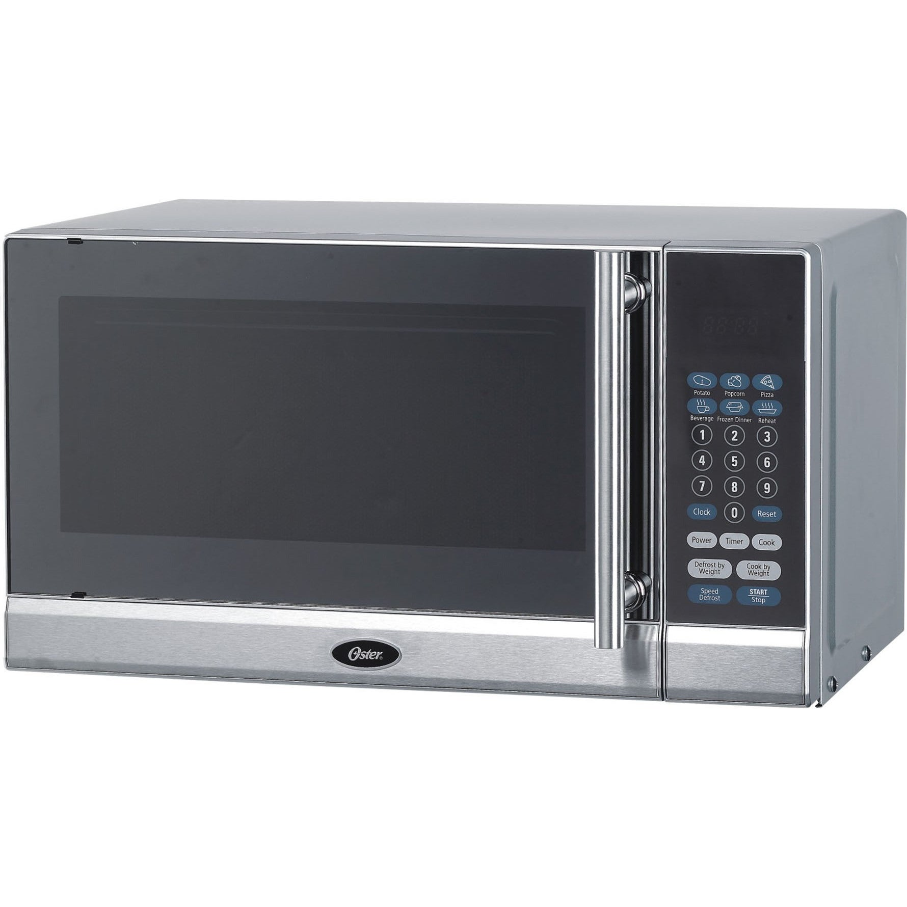 Oster OGG3701 Stainless Steel 0.7-Cubic Foot Microwave Oven at Sears.com