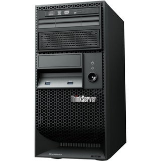 Lenovo ThinkServer TS140 70A4000HUX 5U Tower Server - 1 x Intel Core