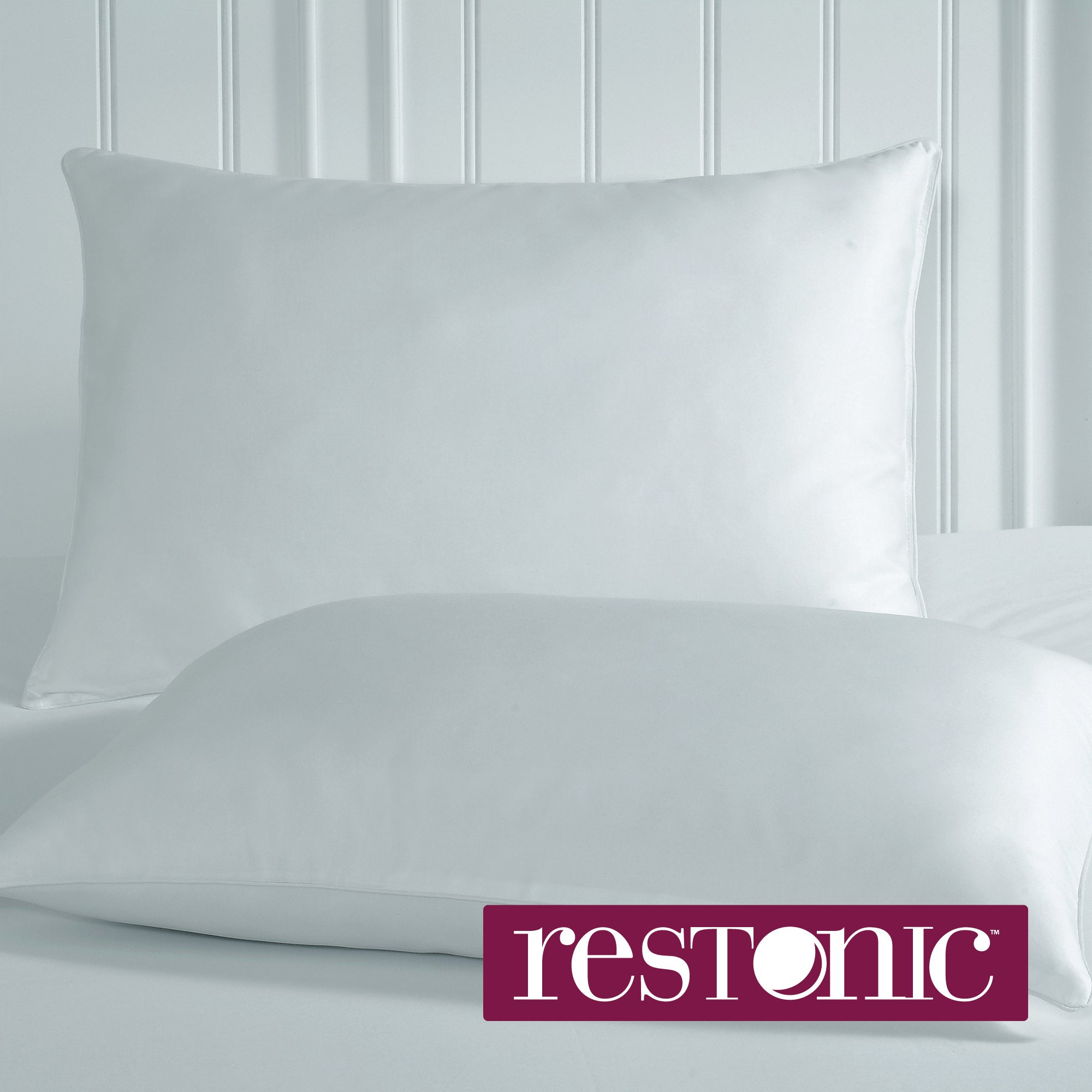 Restonic Luxury Anti-static Spa Pillow Protector (Set of 2) at Sears.com