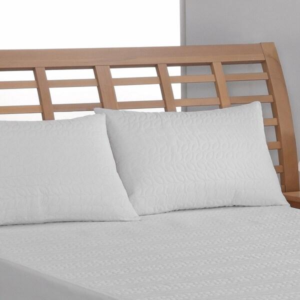Restonic Peva Waterproof Bed Pillow Protector (Set of 2)