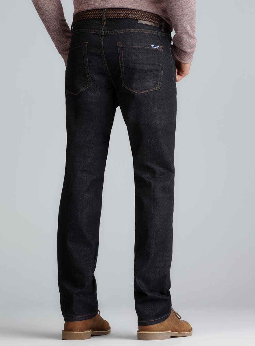 Dark Mens Jeans - Jeans Am