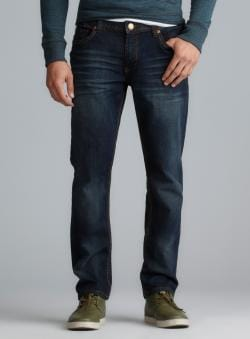 Seven7 Mens Pocket Detail Denim Skinny Jeans