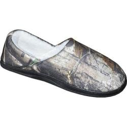 Men's Pro Line Fleece Lined Slipper Realtree� AP Brushed Tricot