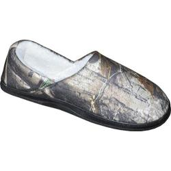 Men's Pro Line Fleece Lined Slipper Realtree AP Brushed Tricot