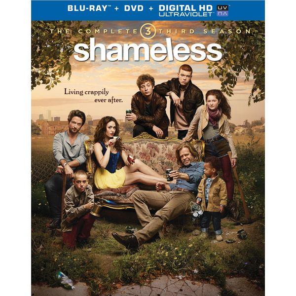 Shameless: Season 3 (Blu-ray/DVD)