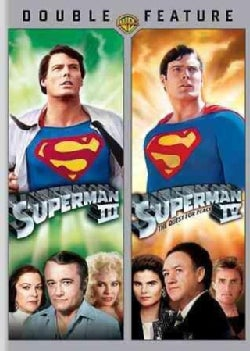 Superman III/Superman IV (DVD)