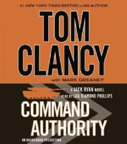 Command Authority (CD-Audio)