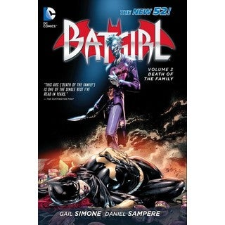 Batgirl 3: Death of the Family (Paperback)