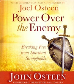 Power over the Enemy: Breaking Free from Spiritual Strongholds (CD-Audio)
