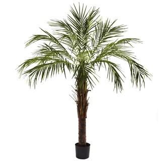 Nearly Natural 6-foot Robellini Palm Tree Decorative Plant