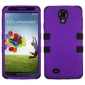 BasAcc Grape/ Black TUFF Case for Samsung Galaxy S4
