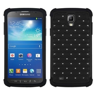 BasAcc Black TotalDefense Case for Samsung i537 Galaxy S4 Active