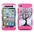 BasAcc Love Tree/ Electric Pink TUFF Case for Apple iPod Touch 4