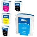 HP 940XL 5-ink Cartridge Set (Remanufactured)