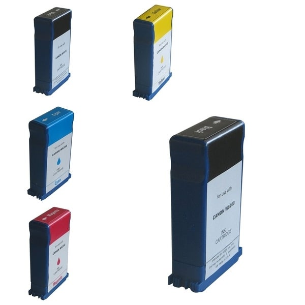 INSTEN Canon BCI-1431 5-ink Cartridge Set