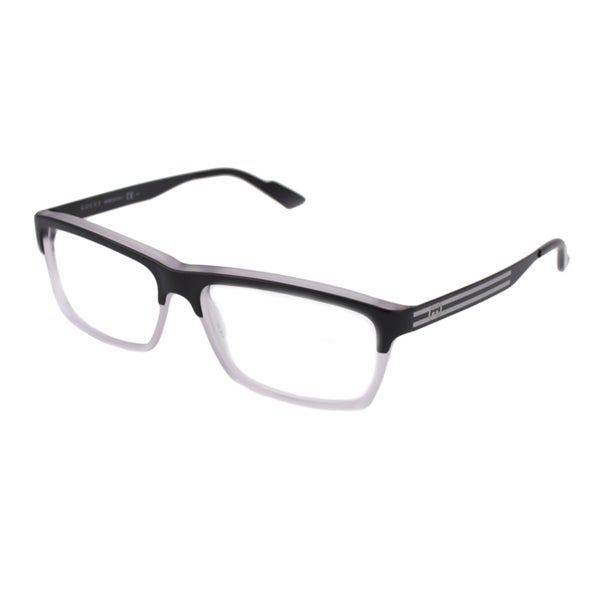 gucci readers s black and gg3517 rectangular