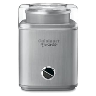 Cuisinart 2-quart Automatic Ice Cream Maker (Refurbished)