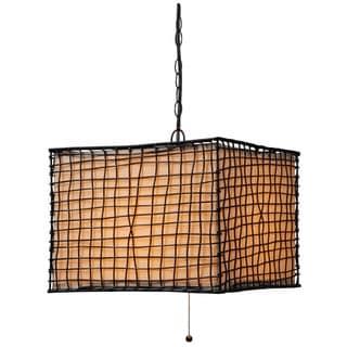 Lyerly Indoor/ Outdoor 1 Light Pendant
