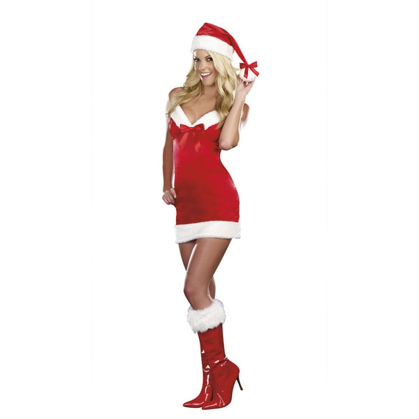 Dream Girl Women's Under the Mistletoe
